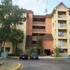 Rental info for 5201 Geneva NW 48th Way #102 in the Hialeah area