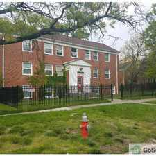 Rental info for Choice of 32 flat screen, Play Station 4 or Gift card Nice 2 or 1 bedroom ready to rent. 24hr On-site management 24hr On-site laundry Security Camera Gated Facility in the Cleveland Heights area