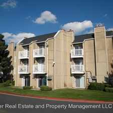 Rental info for 5676 S Meadow Lane #102 in the Ogden area