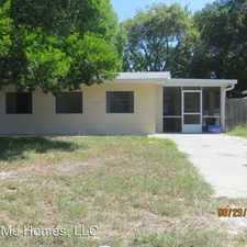 Rental info for 2609 Anastasia Dr in the 32129 area
