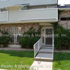 Rental info for 5021 Garrison St Unit 101B in the Arvada area