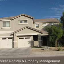 Rental info for 271 S 166th Dr