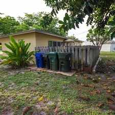 Rental info for 3 Spacious BR In Fort Lauderdale in the Dania Beach area