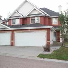 Rental info for Up-scale Half Duplex 3 Bedrooms Double Attached Garage in Rabbit Hill Rd in the Hodgson area