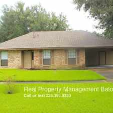 Rental info for 9939 Mint Drive in the Baton Rouge area