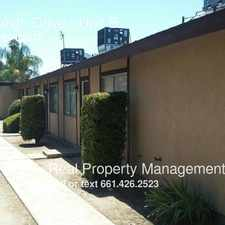 Rental info for 2208 Courtleigh Drive in the Bakersfield area