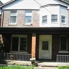 Rental info for 5517 Black Street Unit #2 in the East Liberty area