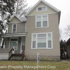 Rental info for 3205 S. Calhoun St. # 4 in the Fort Wayne area