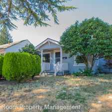 Rental info for 6915 SE Mall Street in the Foster-Powell area