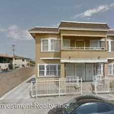 Rental info for 1226 1/2 Olive Ave in the Saint Mary area