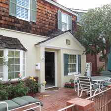 Rental info for Balboa Island home for rent short term in the Balboa Island area