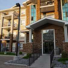 Rental info for 9357 Simpson Drive NW #2410 in the Terwillegar South area