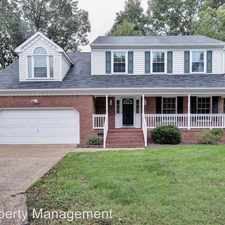 Rental info for 1802 Bay Cliff Ct