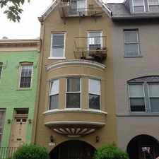 Rental info for 1415 Hopkins Street, NW #4 in the Dupont Circle area