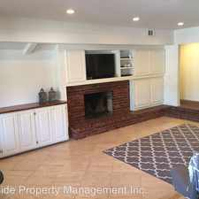 Rental info for 6064 Mary Ellen Ave in the Greater Valley Glen area