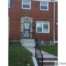 Rental info for 3814 Bonview Ave 21213 Near Chesterfield Ave & Sinclair Lane in the Claremont - Freedom area