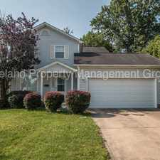 Rental info for Large Mayfield Hts Colonial in the Mayfield Heights area
