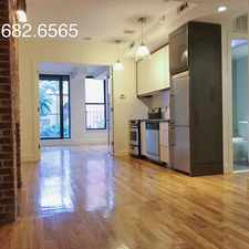 Rental info for 193 Bedford Avenue #02A in the New York area