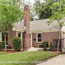 Rental info for 2621 Benbrook Blvd in the University Court area