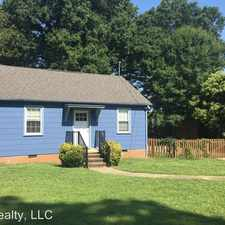 Rental info for 1518 Browns Avenue in the Toddville Road area