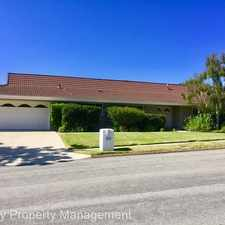 Rental info for 1021 Trueno Avenue