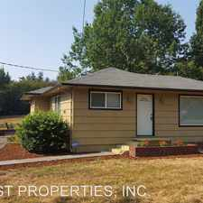 Rental info for 13785 HOLCOMB BLVD in the Oregon City area