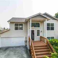 Rental info for 6111 Lombard Ave SE #A Everett Four BR, Welcome all home
