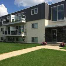 Rental info for MacKenzie Apartments in the West Jasper Place area