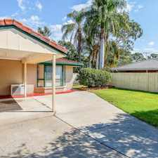 Rental info for NEAT AND TIDY FAMILY HOME 3 BED, 1 BATH in the Brisbane area