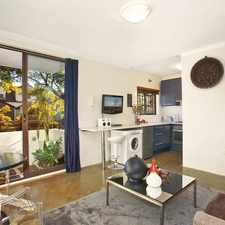 Rental info for HOLDING FEE TAKEN! LEASED BY EM NATOLI & AMY AUSTIN in the Surry Hills area