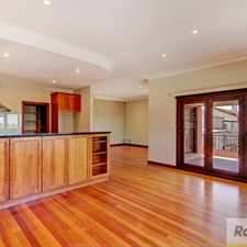 Rental info for Huge Family Home in the Oatley area
