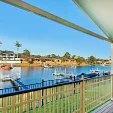 Rental info for UNIQUE FAMILY LIVING - BRING THE IN - LAWS! in the Port Macquarie area