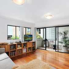 Rental info for STYLISH! SUNNY! MODERN! in the Coogee area