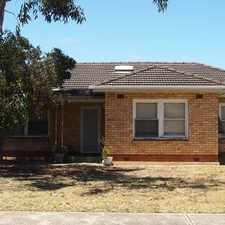Rental info for Great size family home
