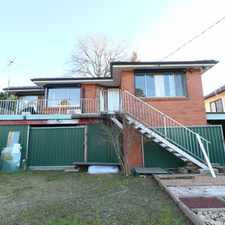 Rental info for RENOVATED PROPERTY JUST FOR YOU in the Canley Vale area