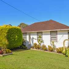 Rental info for Warm & Welcoming in the Unanderra area