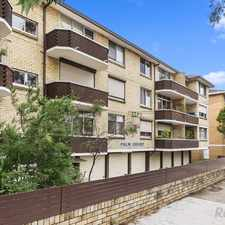 Rental info for Renovated Large 3 bedroom apartment in the Sydney area
