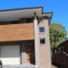 Rental info for BRAND NEW DUPLEX !!!