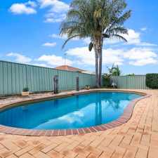 Rental info for Priced To Rent! in the Narellan area