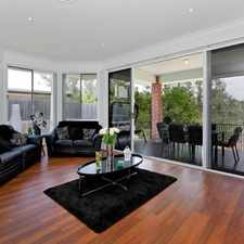 Rental info for Stylish & Serene Spacious Home in the Carseldine area