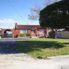 Rental info for Nice Family Home with Modern Kitchen!!!!