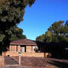 Rental info for EASY LIVING DUPLEX in the Withers area