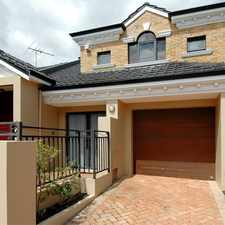 Rental info for LEEDERVILLE PROPERTY FOR RENT in the West Leederville area