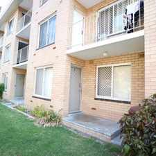 Rental info for Well Maintained Unit in the Perth area