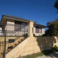 Rental info for DOGS and CATS all WELCOME! in the Perth area