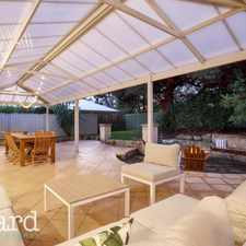 Rental info for PRIVATE OASIS in the East Fremantle area