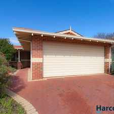 Rental info for Something Special in the Perth area