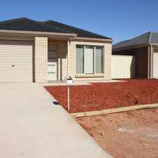 Rental info for 3 bedroom home in the Whyalla area