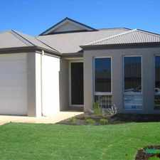 Rental info for THE DALES in the Baldivis area