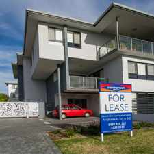Rental info for MASSIVE MODERN and SECURE BRAND NEW, LUXURY- 2 BEDROOM x 2 BATHROOM APARTMENT !! in the Kewdale area